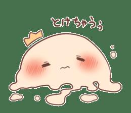 nagomiobake Sticker sticker #13309662