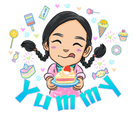 Nang and the Gang sticker #13310237