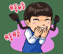 Nang and the Gang sticker #13310243