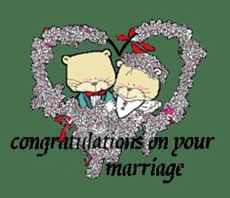 Cangratulations to everyone sticker #13331459