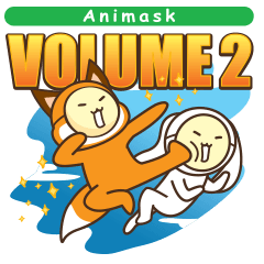 Animask : Volume 2