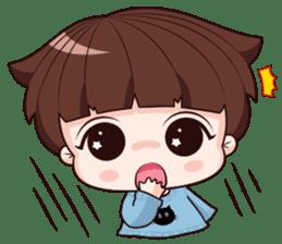 JinJu sticker #13344704