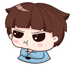 JinJu sticker #13344707