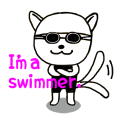 FOR THE SWIMMER Vol.1 English Ver.