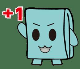 Mr.Wallet (English) sticker #13375212