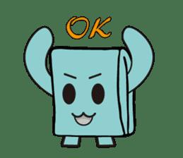 Mr.Wallet (English) sticker #13375214