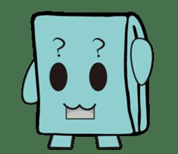 Mr.Wallet (English) sticker #13375216