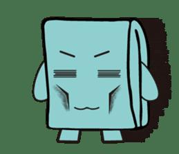 Mr.Wallet (English) sticker #13375218