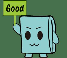 Mr.Wallet (English) sticker #13375228