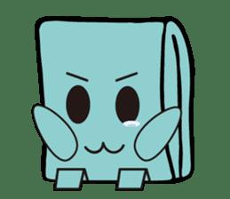 Mr.Wallet (English) sticker #13375237