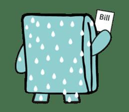 Mr.Wallet (English) sticker #13375243