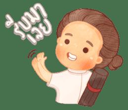 Student Diary sticker #13384346