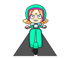 Young Karyo: Animated Sticker sticker #13384401
