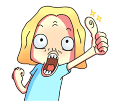 Young Karyo: Animated Sticker sticker #13384412