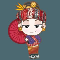 Chao Nang of Thai LANNA 2