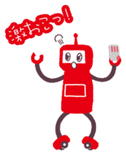 """Revival""PASMO ROBOT sticker #13391183"