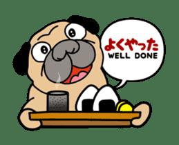 Positive Duke Daily Use sticker #13393084