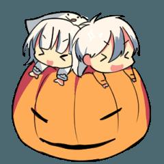 Little Twins: Halloween