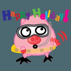 Pigzera Celebrate Holidays and Events