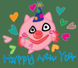 Pigzera Celebrate Holidays and Events sticker #13397526