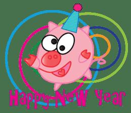 Pigzera Celebrate Holidays and Events sticker #13397527