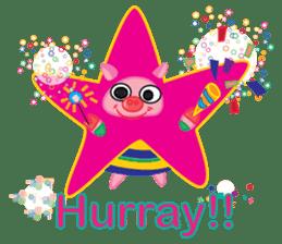 Pigzera Celebrate Holidays and Events sticker #13397546