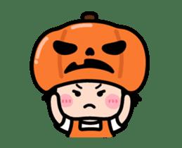 Mobile Girl, MiM - v3 (Halloween) sticker #13399673