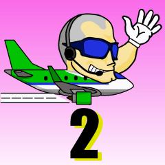 Funny Jet Pilot 2