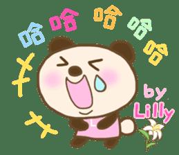 For Lilly'S Sticker sticker #13405577