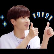 สติ๊กเกอร์ไลน์ Super Junior in SJ Returns 2