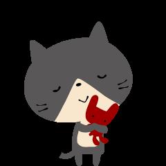 Move!AnimationCat1Happy,Sad,Warm filling