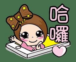 MISS MI 4- ((move)) sticker #13419950