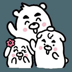 Chibi to itsumademo original Sticker