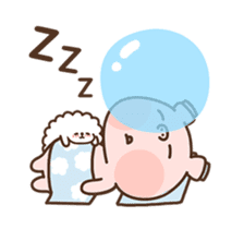 Hippo & Somi sticker #13433287