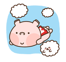 Hippo & Somi sticker #13433294