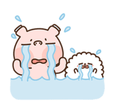 Hippo & Somi sticker #13433300