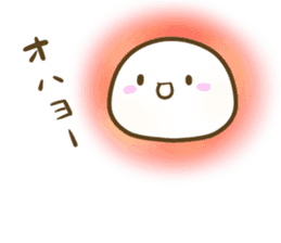 MotchiriDaifuku sticker #13434249