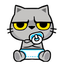 Meow Zhua Zhua - No.12 - sticker #13437280