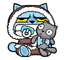 Meow Zhua Zhua - No.12 - sticker #13437298