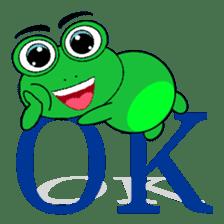Kodochi : Si Kodok sticker #13439782