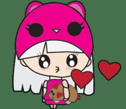 Toshi and Motta sticker #13450980