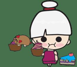 Toshi and Motta sticker #13450982