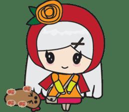 Toshi and Motta sticker #13450983
