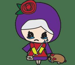 Toshi and Motta sticker #13450985