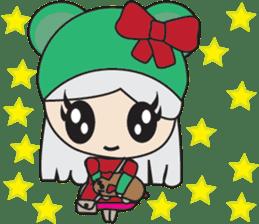 Toshi and Motta sticker #13450986
