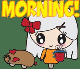 Toshi and Motta sticker #13450990