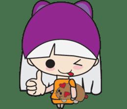 Toshi and Motta sticker #13450994