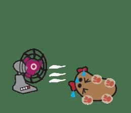 Toshi and Motta sticker #13451011