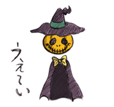 TOMMY'S HALLOWEEN MONSTERS THE REAL sticker #13453488