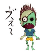 TOMMY'S HALLOWEEN MONSTERS THE REAL sticker #13453497